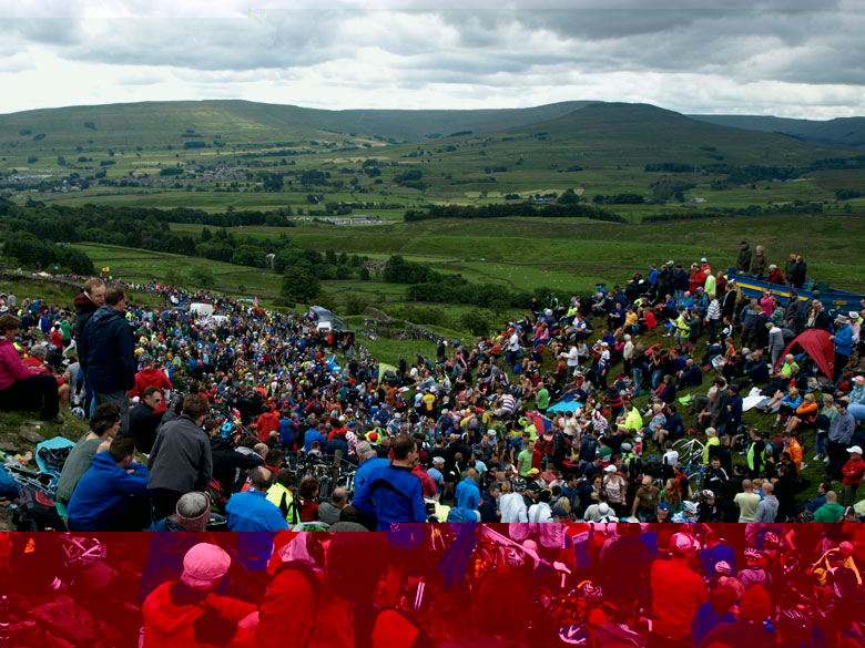 The Tour De France - Stage 1 - Comes To Yorkshire